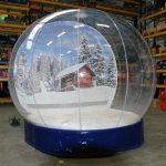 Snow Globe zijn te huur bij Carpe Diem Events & Verhuur uit Limburg.
