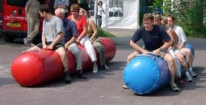 Skippyrace is te huur bij Carpe Diem Events & Verhuur uit Limburg.