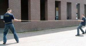Trektouw is te huur bij Carpe Diem Events & Verhuur uit Limburg.