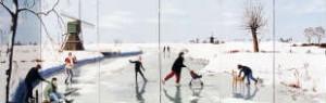 Hollands winter schaatsen is te huur bij Carpe Diem Events & Verhuur uit Limburg.