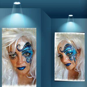 Workshop glamour schminken met wimpers is te reserveren bij Carpe Diem Festum. Onderdeel van Carpe Diem Events en Verhuur