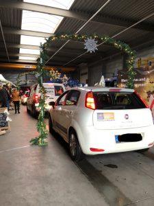 kerst drive trough de Haan te huur bij Carpe Diem Events en Verhuur uit Sittard