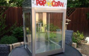 Popcorn machine Large is te huur bij Carpe Diem Events & Verhuur uit Sittard, Limburg.